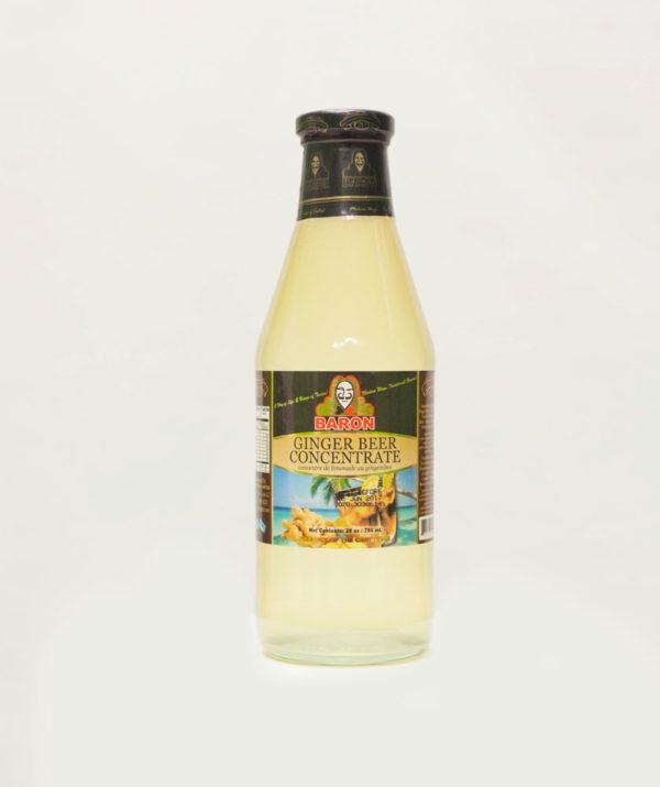Baron's 25.6 oz. Ginger Beer Syrup-0