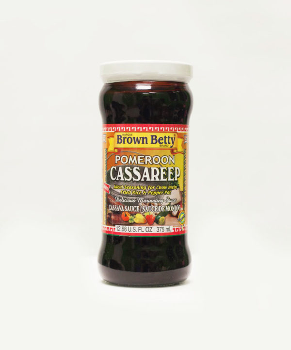 Brown Betty 13.2 oz. Cassareep - Pomoroon-0
