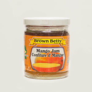 Brown Betty 10.5 oz. Mango Jam-0