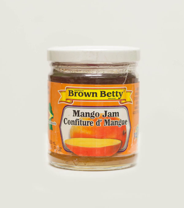 Brown Betty 10.5 oz. Mango Jam-0