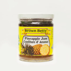 Brown Betty 8.45 oz. Pineapple Jam-0