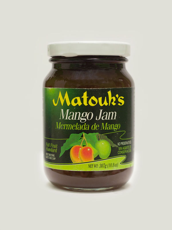 Matouk's 10.8 oz. Mango Jam-0