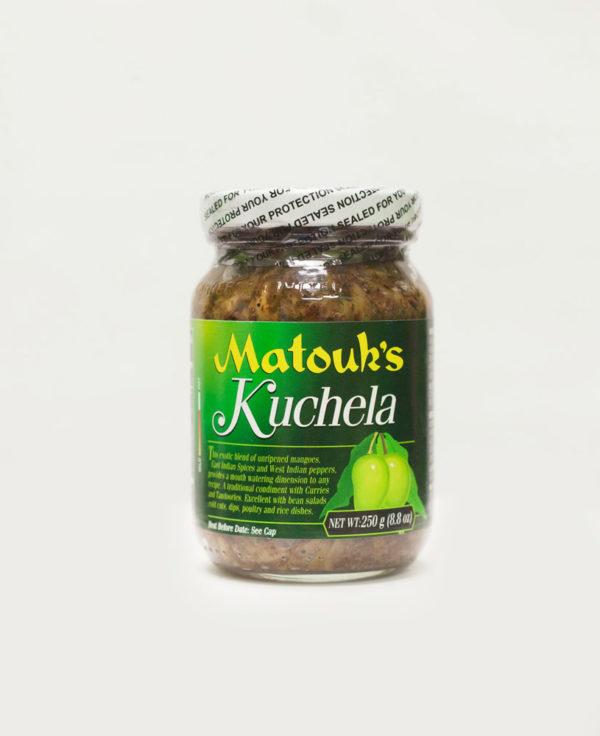 Matouk's 12.3 oz. Hot Mango Kuchella-0