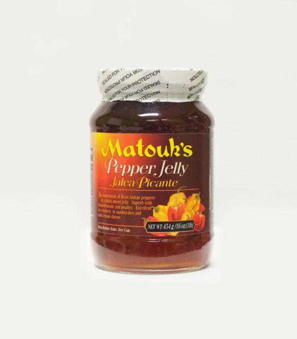 Matouk's 16 oz. Pepper Jelly-0