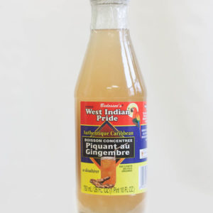 West Indian Pride 26 oz. Ginger Beer Syrup-0