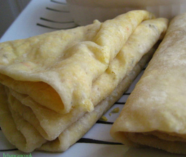 Roti -Dahl Puri-0
