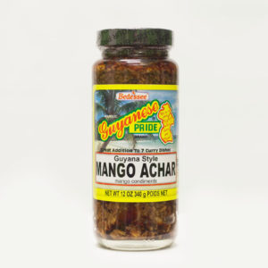 Guyanese Pride (12 oz) Mango Achar-0