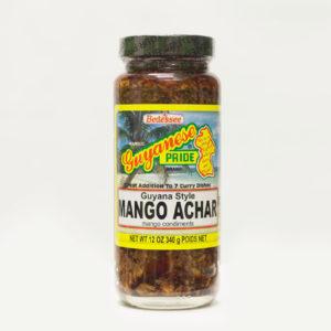 Guyanese Pride (16 oz) Mango Achar-0