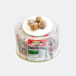 Jamaican Pride Tamarind Ball - 3 lb case ( 18 packs per case)-0