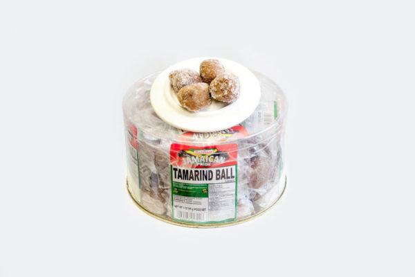 Jamaican Pride Tamarind Ball - 3 lb case ( 18 packs per case)-0