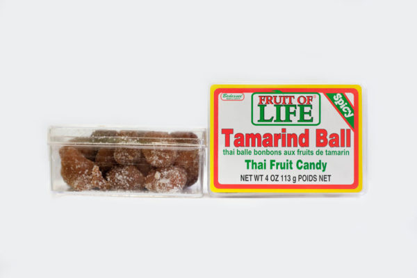 Tamarind Ball Candy - 4 oz Pack-0