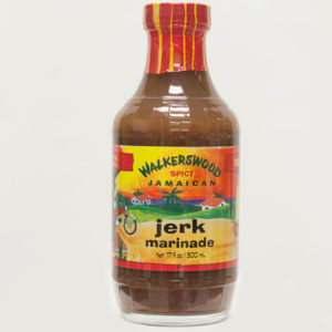 Walkerswood 17 oz Hot & Spicy Jerk Marinade-0