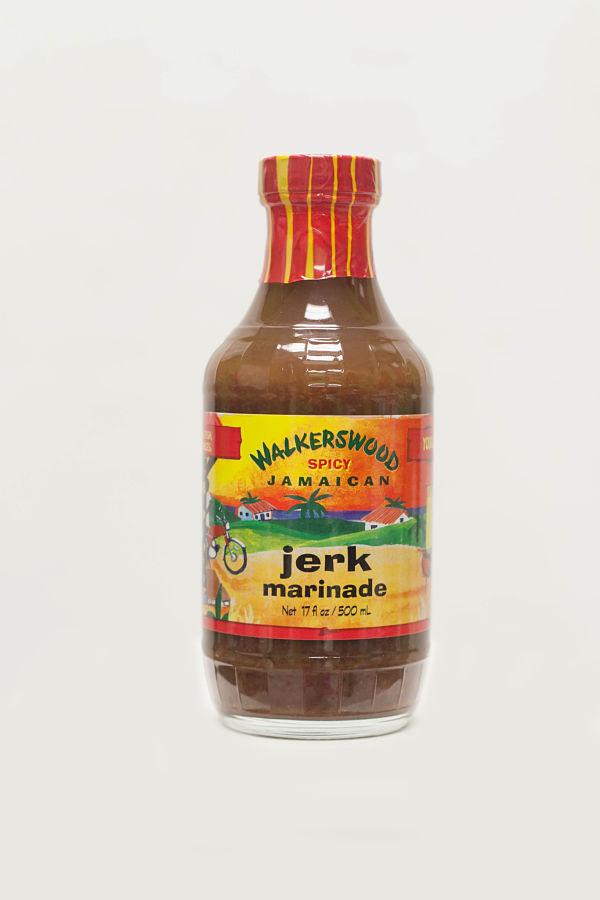 Walkerswood 17 oz Hot & Spicy Jerk Marinade-0