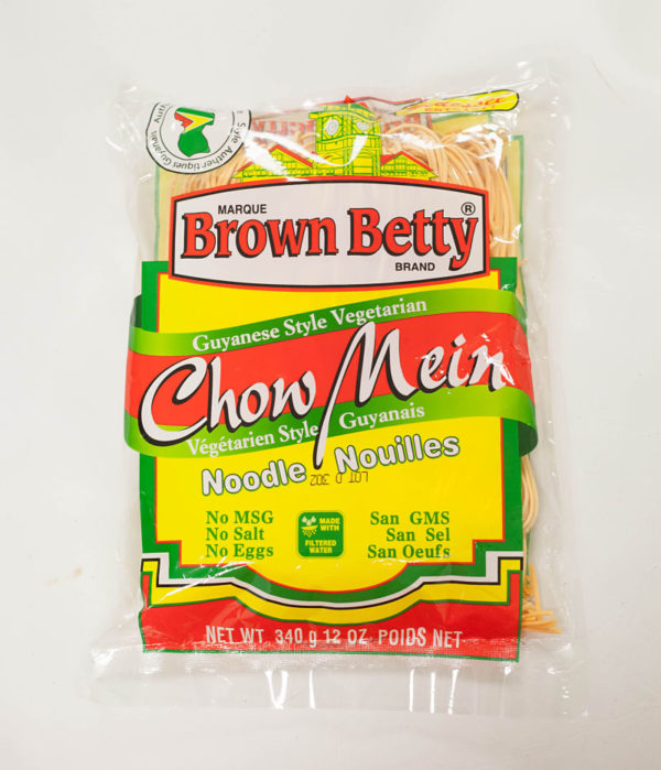 Brown Betty Chowmein (12 oz ) vegetarian-0