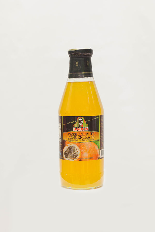 Baron's 26 oz Passion fruit Syrup-0