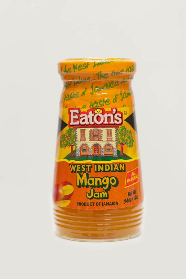 Eaton's Mango Jam 12 oz-0
