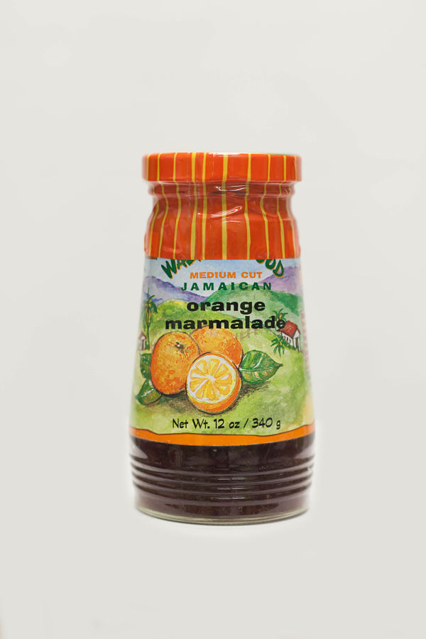 Walkerswood 12 oz Orange Marmalade-0